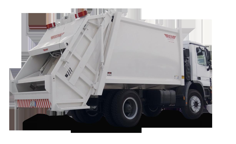 Garbage Truck 22 cu Yards