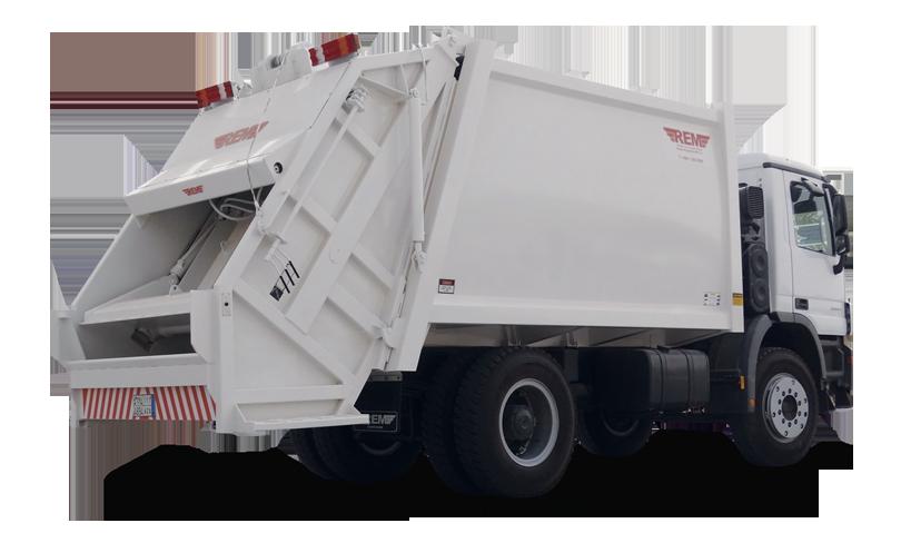 Garbage truck 17 Cu.Yard